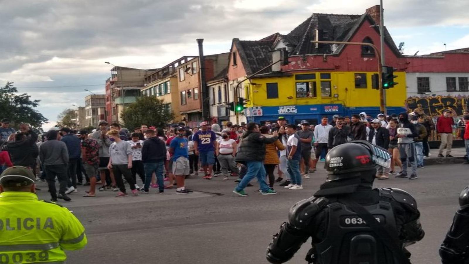 Desalojo de migrantes: la respuesta de Claudia López al ministro de Vivienda