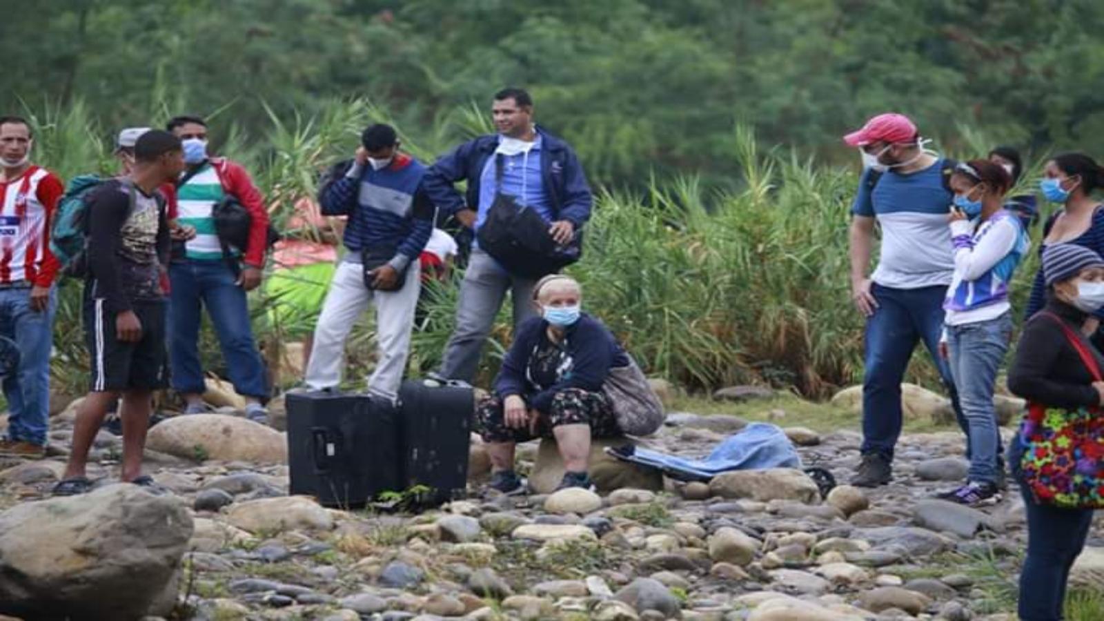 Los seis puntos de la migración que puso en marcha la gerencia de fronteras