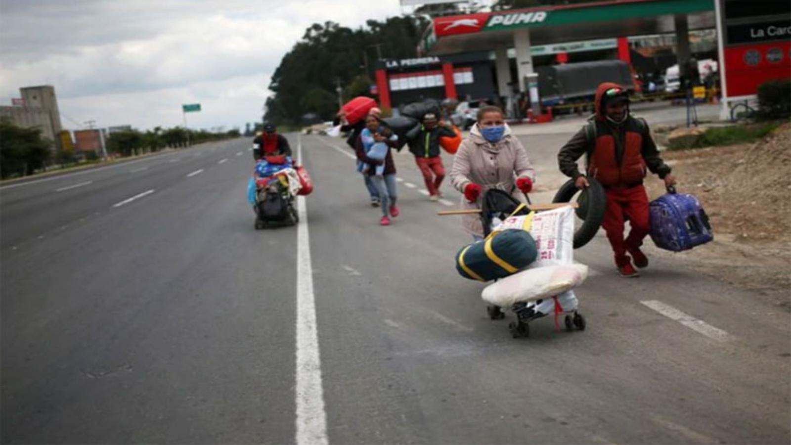 Así estafan con la crisis de los migrantes venezolanos
