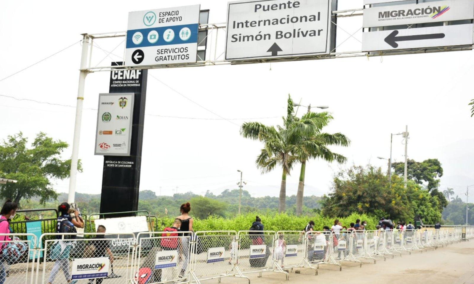 El riesgo de retornar a Venezuela durante la pandemia
