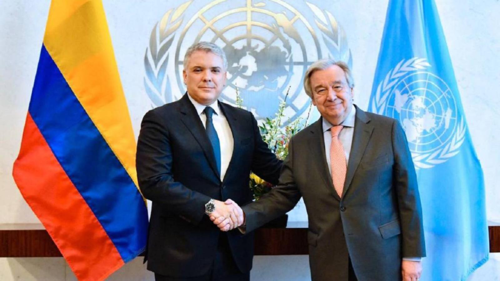 Colombia pide apoyo internacional para atender migrantes venezolanos ante pandemia