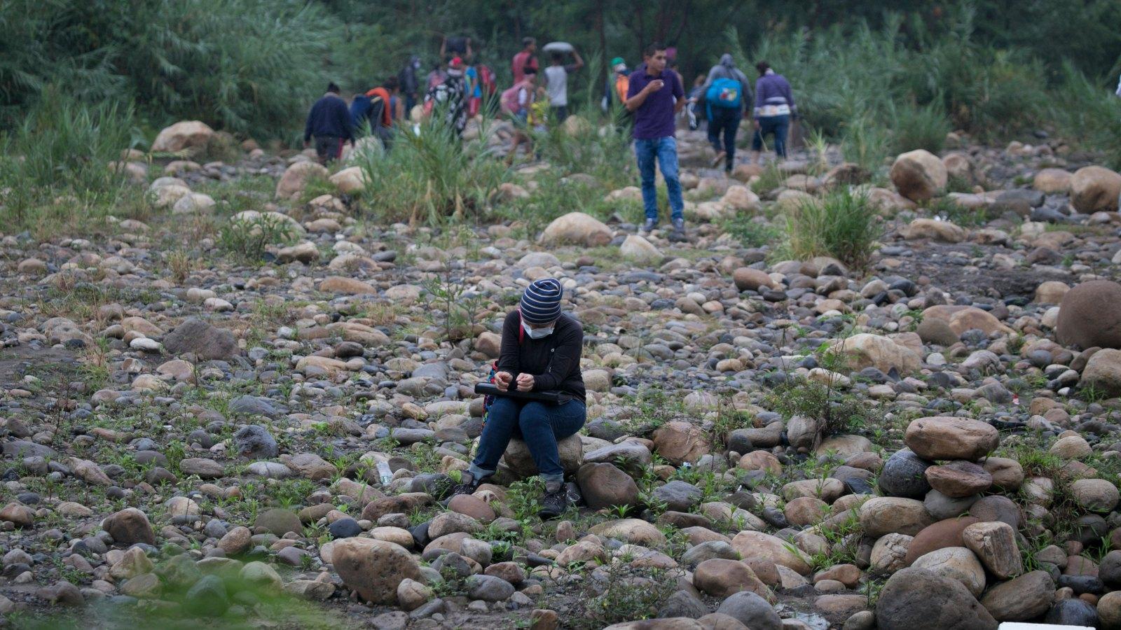 Venezolanos retornados: como
