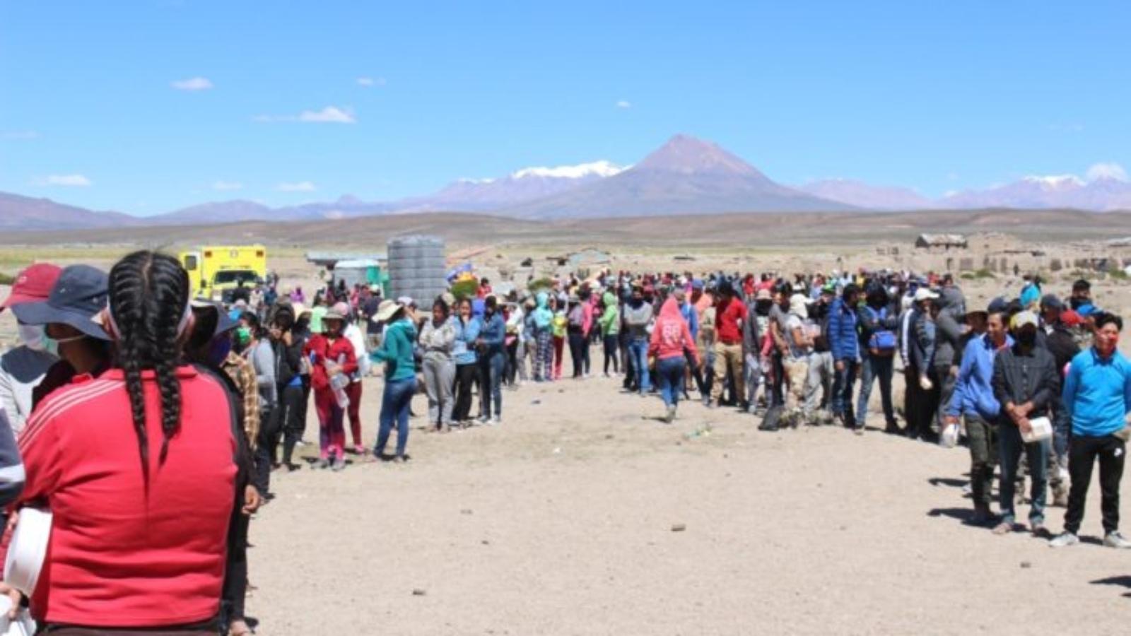 """""""No se puede impedir regreso de migrantes por covid-19"""": Bachelet"""