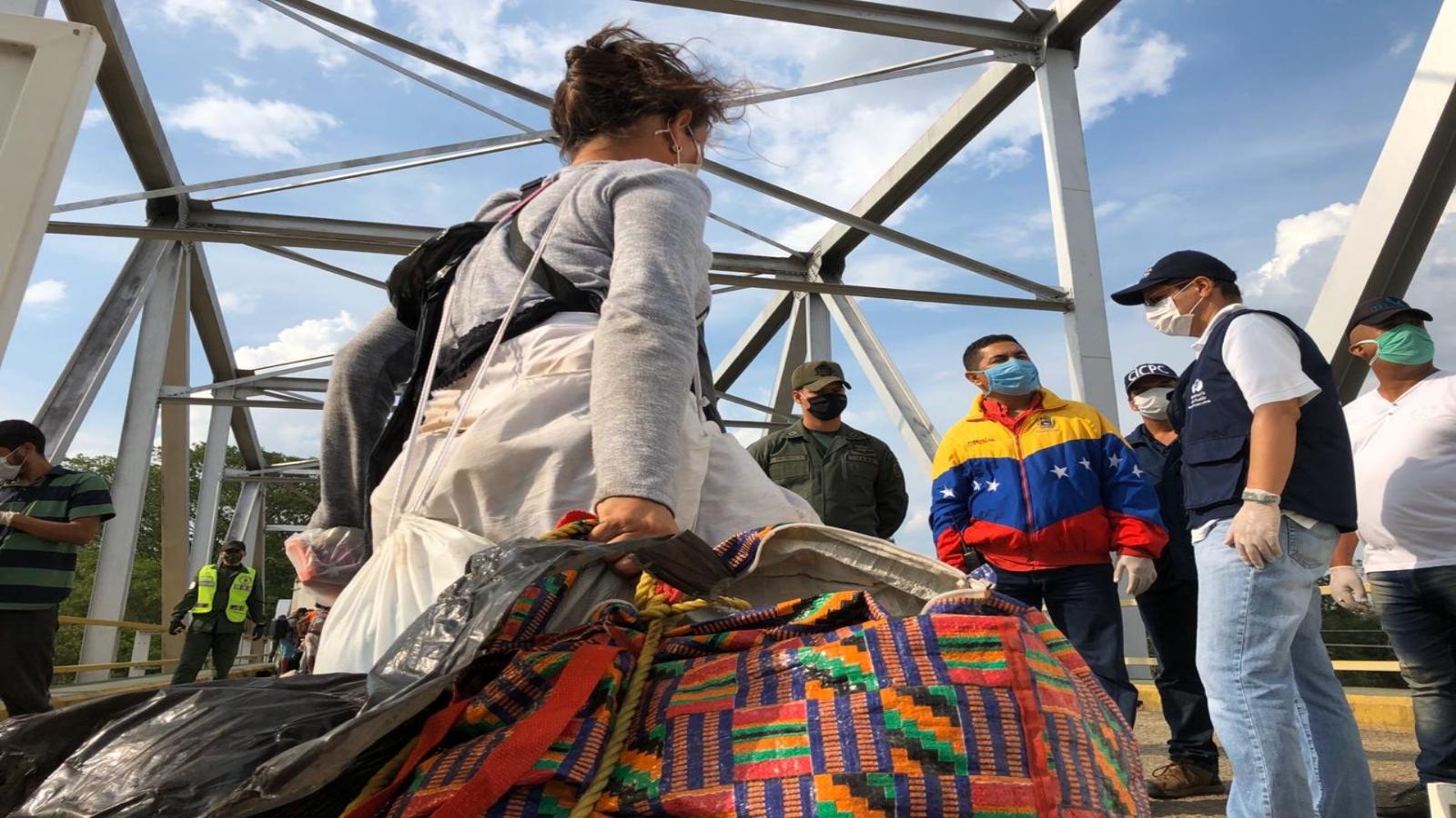 Revés del gobernador de Arauca en anuncio de cierre del departamento