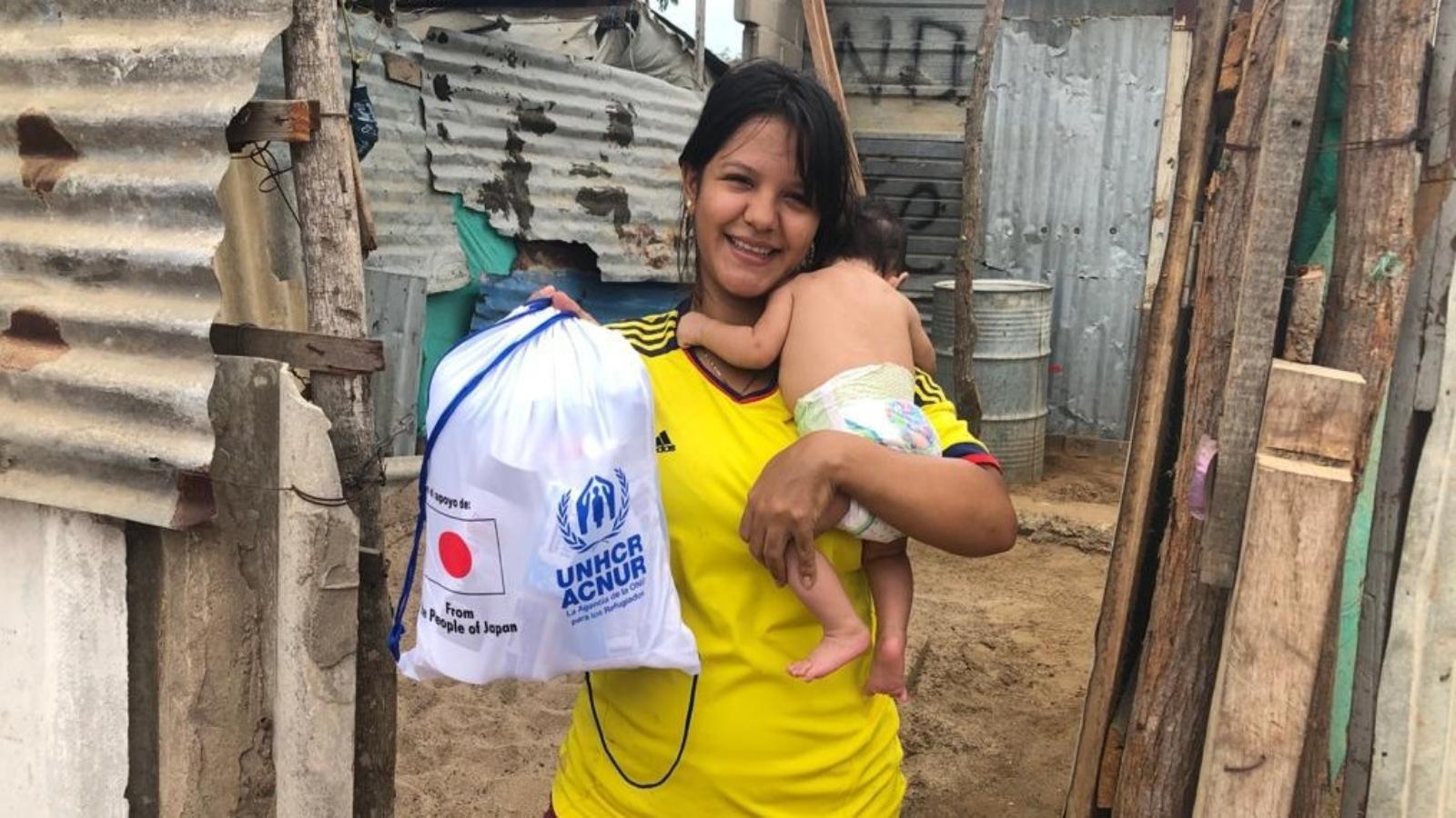 El 95% de los hogares venezolanos en Colombia tiene necesidades de alimentación: ONU