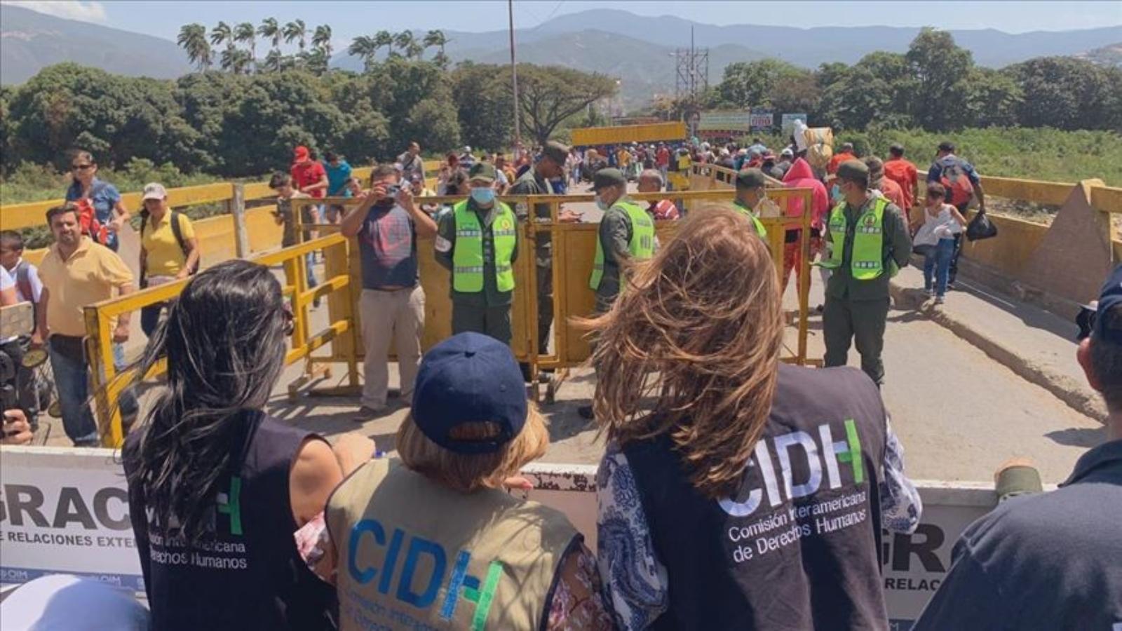 CIDH presentó informe sobre su frustrada visita a Venezuela
