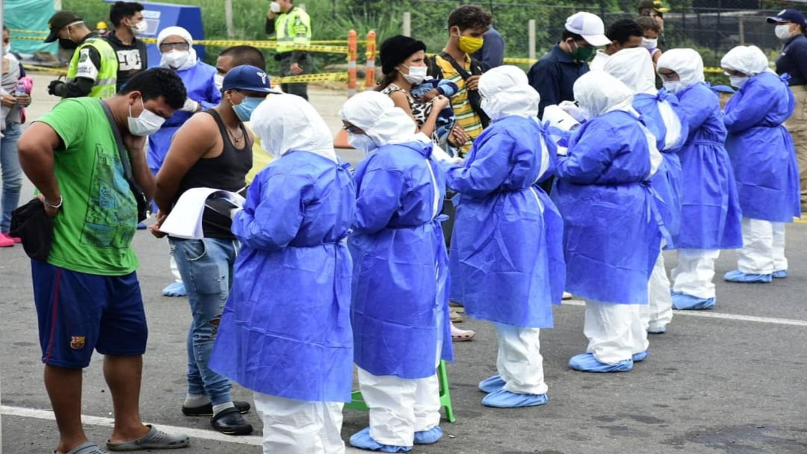 La pandemia ha sido devastadora para los migrantes: vocero de la ONU