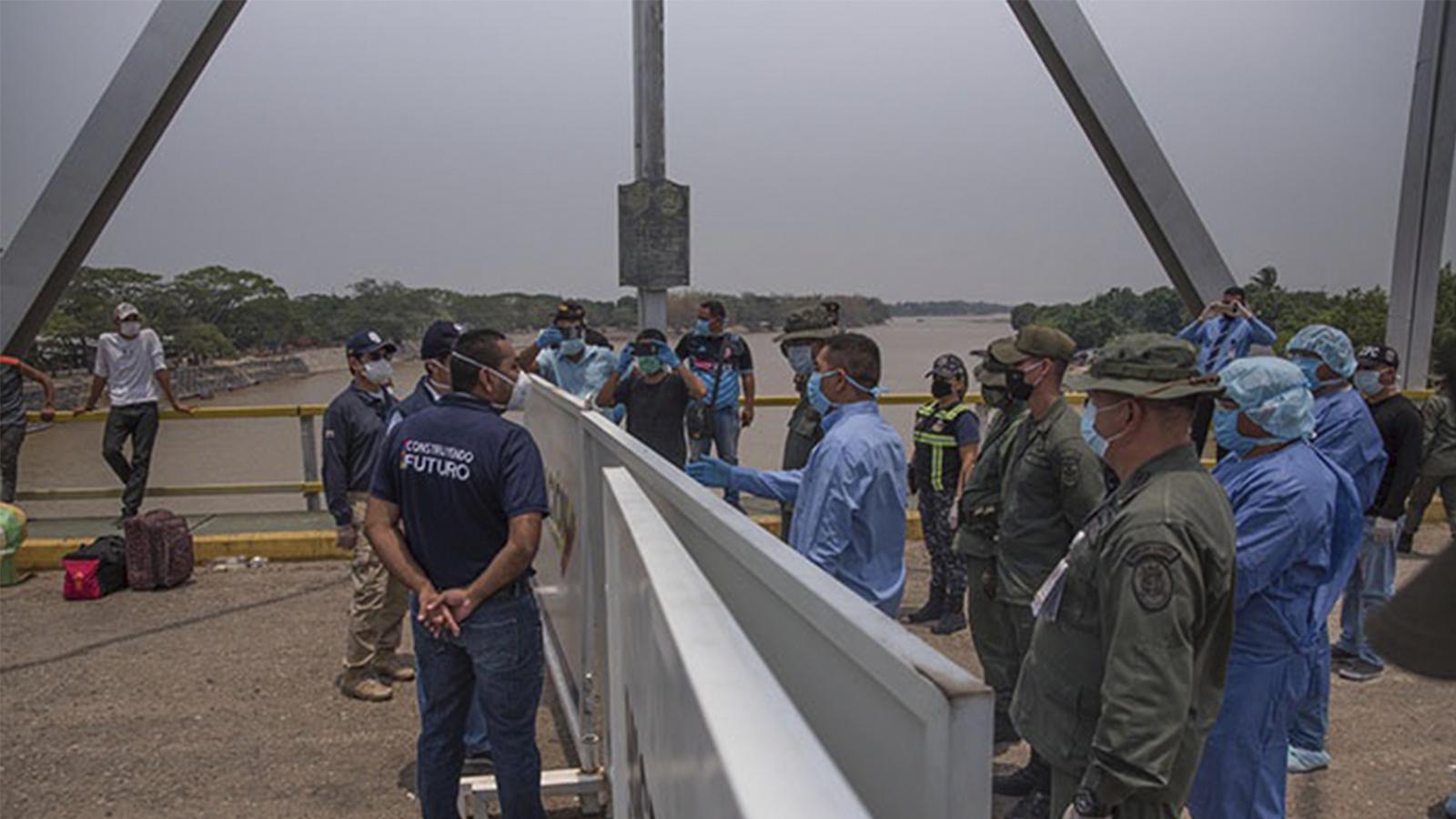 Venezuela decreta toque de queda en municipio fronterizo con Arauca por la covid-19