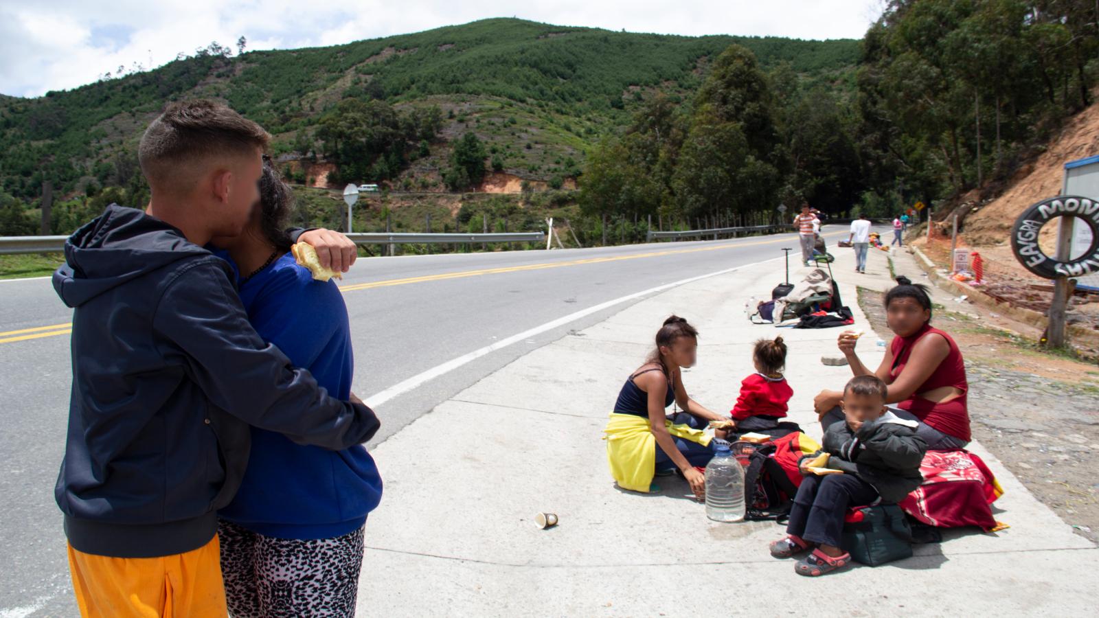 Una 'cura' para la fractura familiar de los migrantes