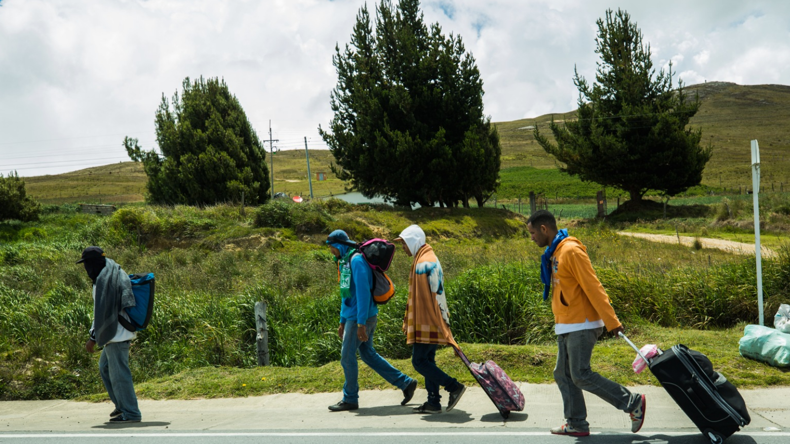 Conferencia Internacional de Donantes buscará ayudar a migrantes y refugiados venezolanos