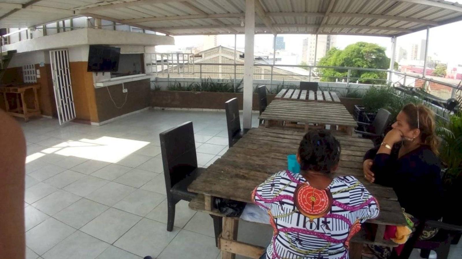Barranquillera albergó en su hostal a 49 migrantes venezolanos