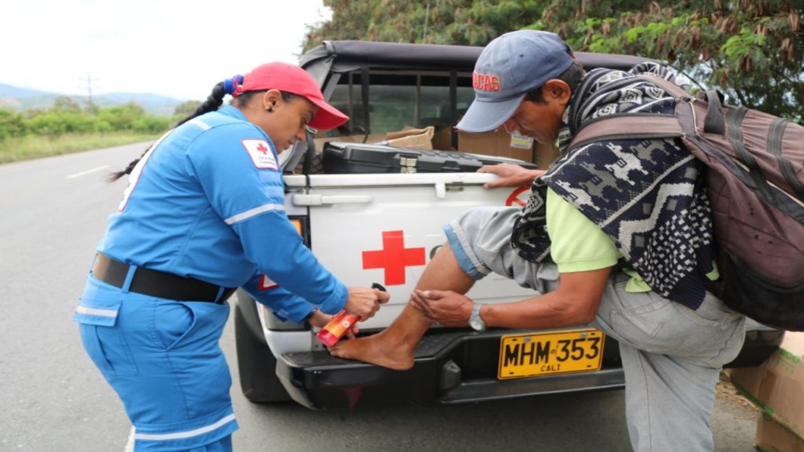 Organizaciones humanitarias exigen una atención integral a la crisis migratoria