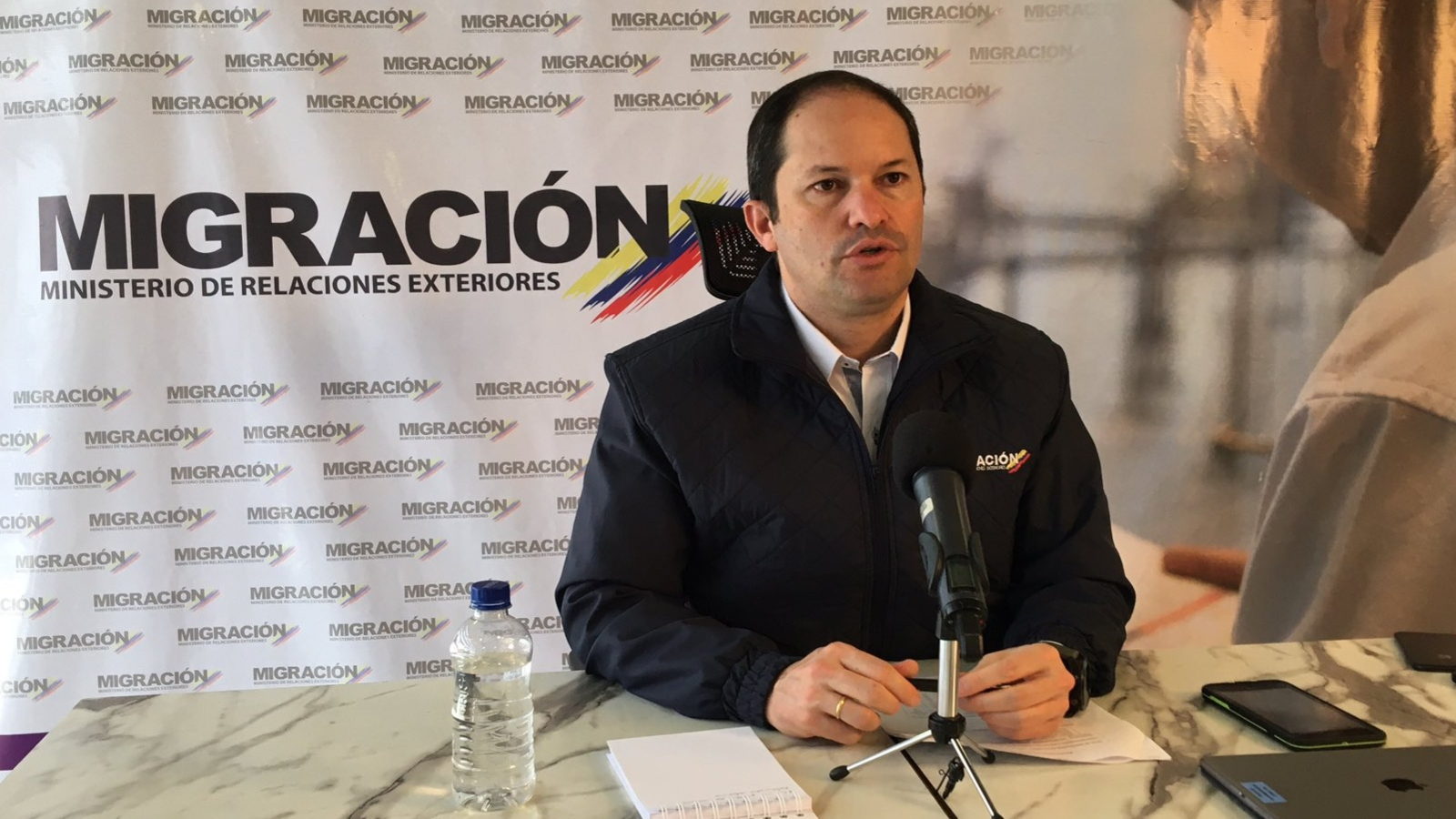 Autoridad migratoria estima que el 80% de los retornados venezolanos volverá a Colombia