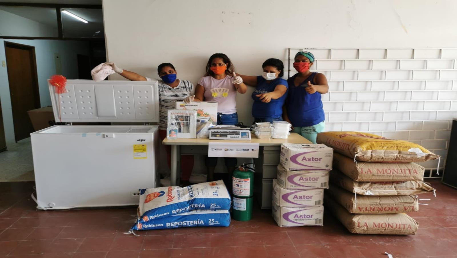 Renaciendo en la pandemia: migrantes venezolanos emprenden en Maicao