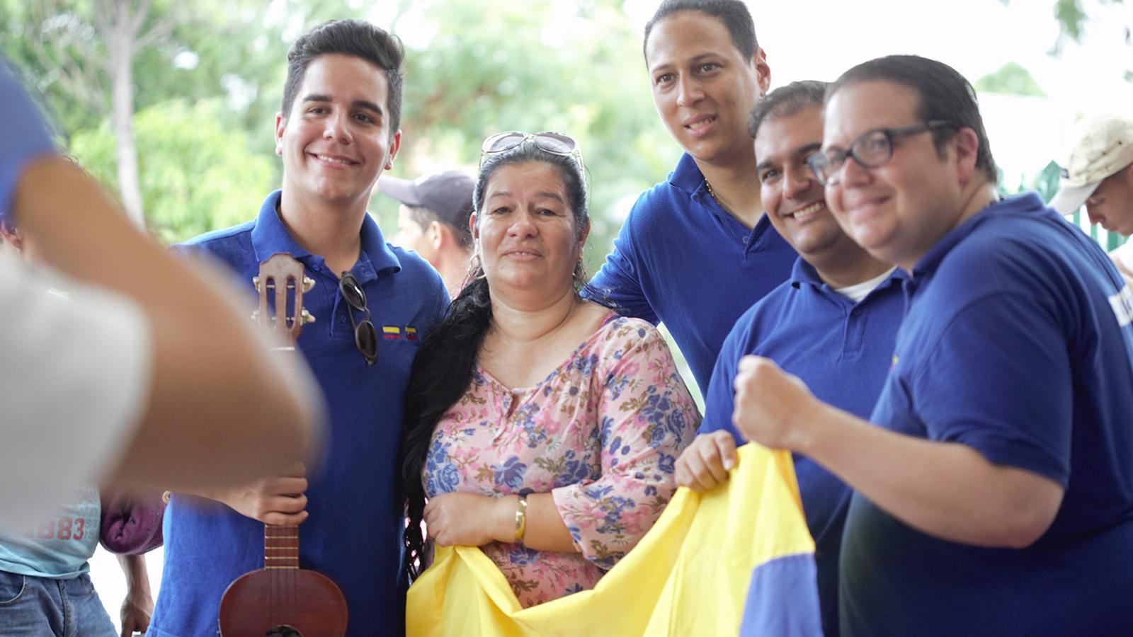 La gaita zuliana sonará en Colombia