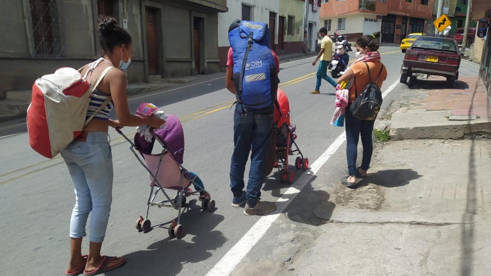 Procurador pidió a gobernadores evitar represamiento de migrantes en fronteras