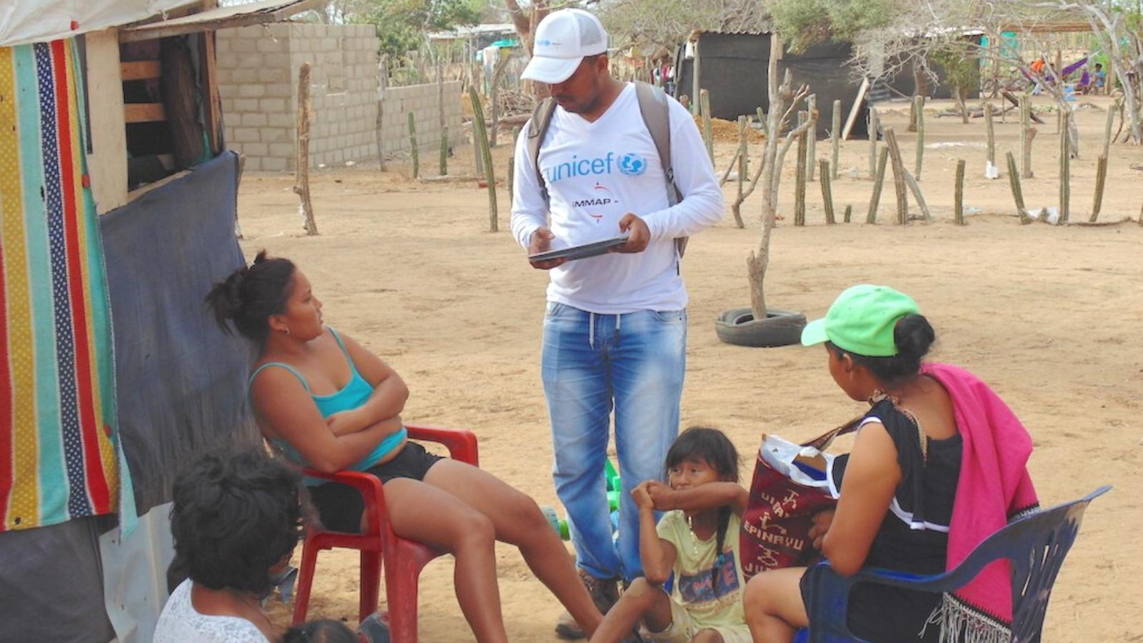 ¿Cómo usar la tecnología en el manejo de la crisis migratoria venezolana?