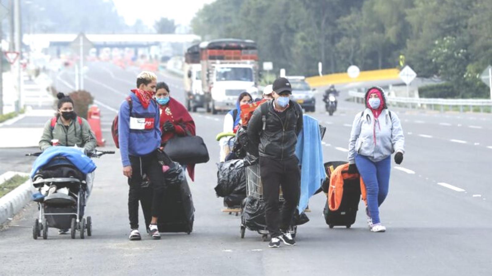 Vuelven los desalojos a migrantes: en julio ya irían más de mil