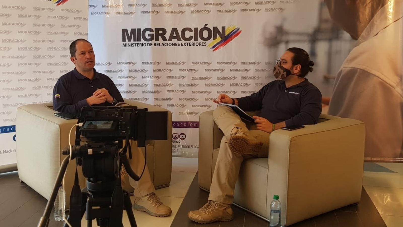 Por la pandemia, 90 mil venezolanos han salido de Colombia
