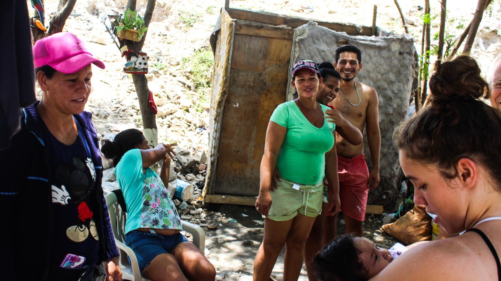 La joven barranquillera que cuenta historias de migración en Washington