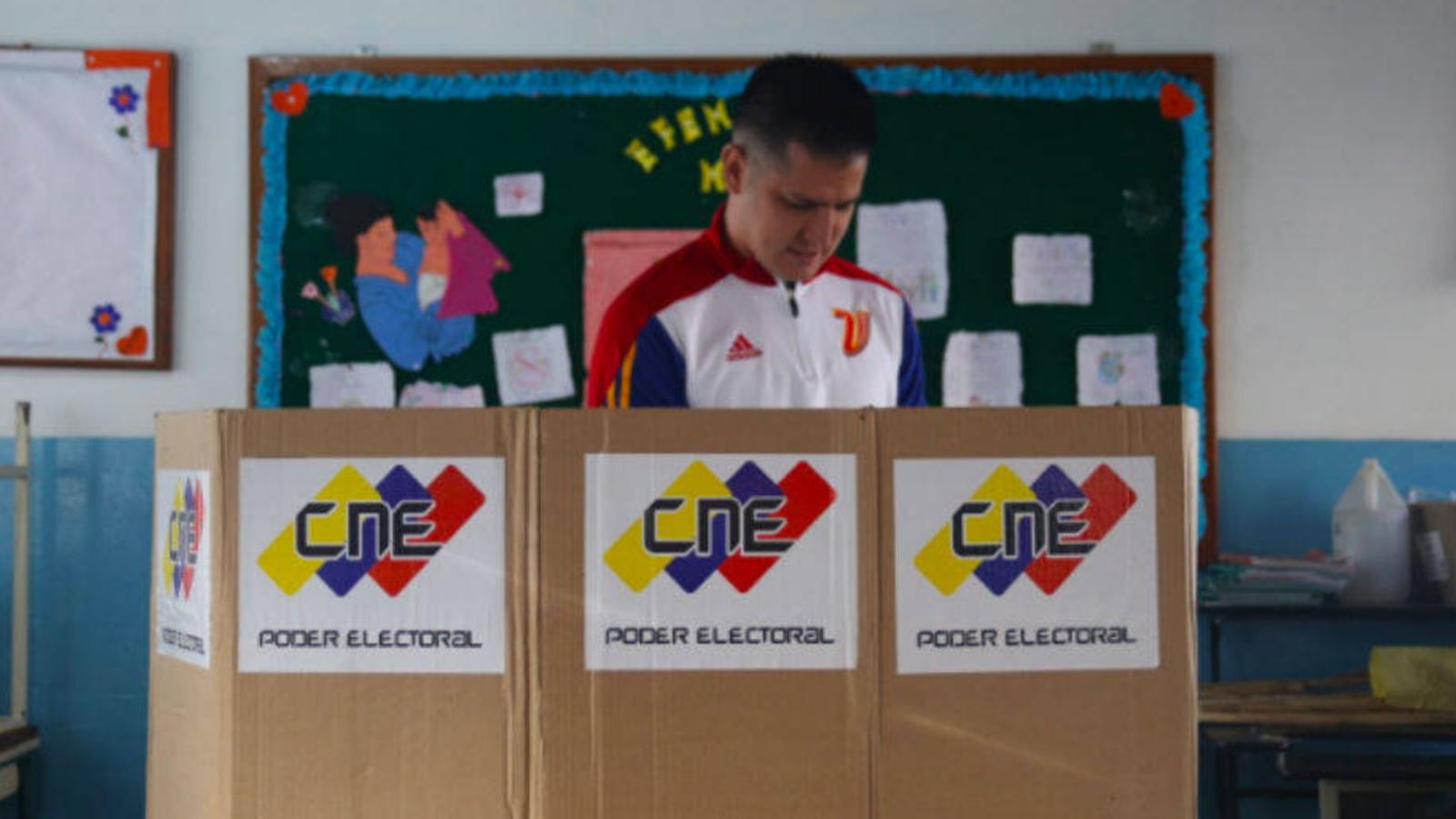 Oposición venezolana se retira de elecciones legislativas del 6 de diciembre