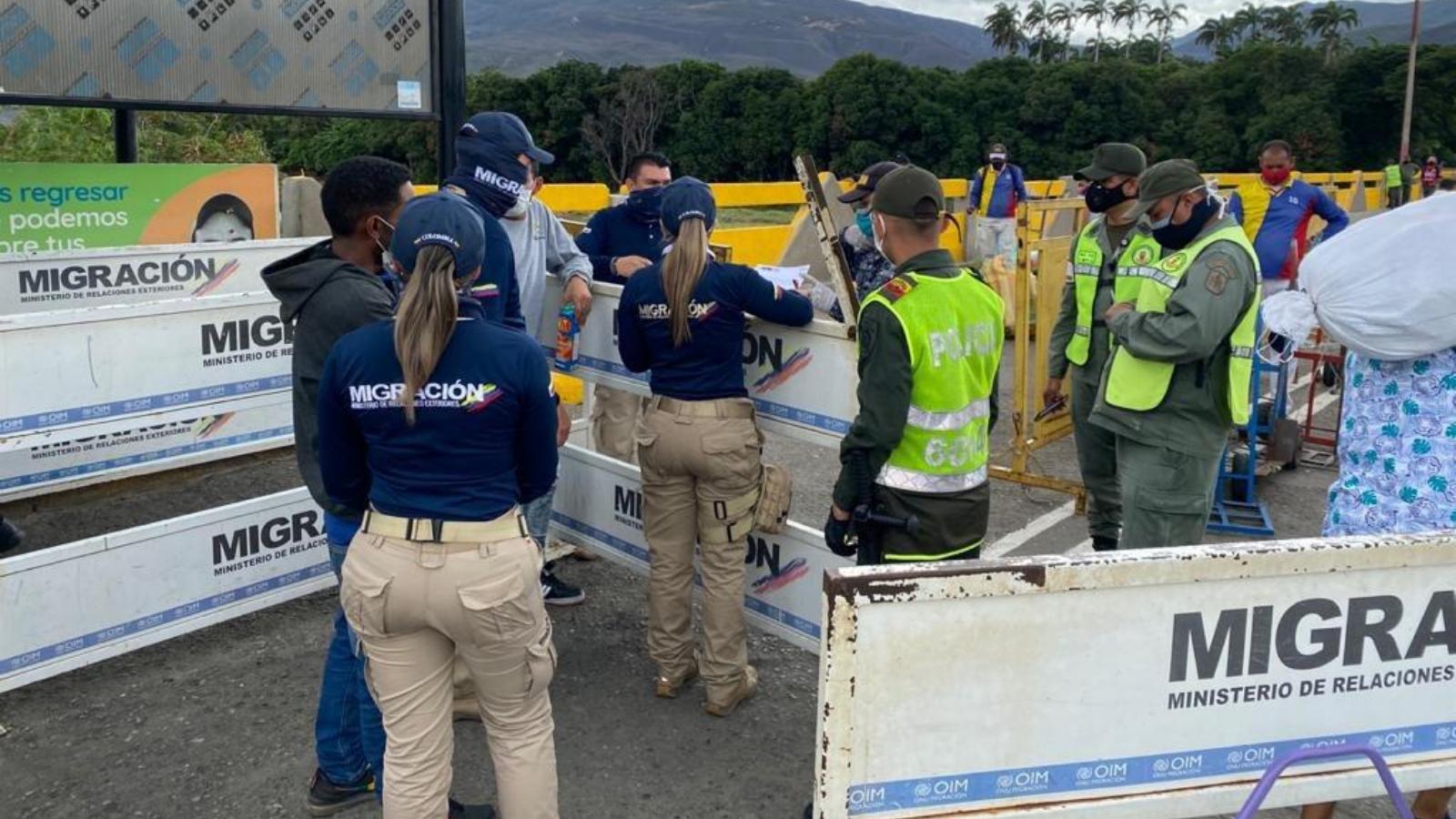 En un mes, más de 82.000 venezolanos han renovado el Permiso Especial de Permanencia