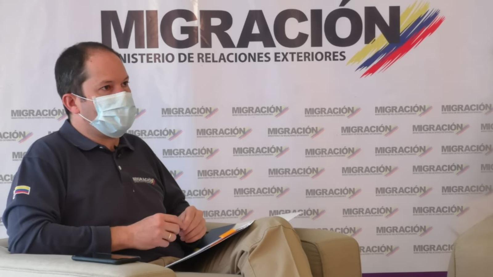 """Espinosa: """"Estos cinco años de migración han dejado un aprendizaje profundo para todos"""""""