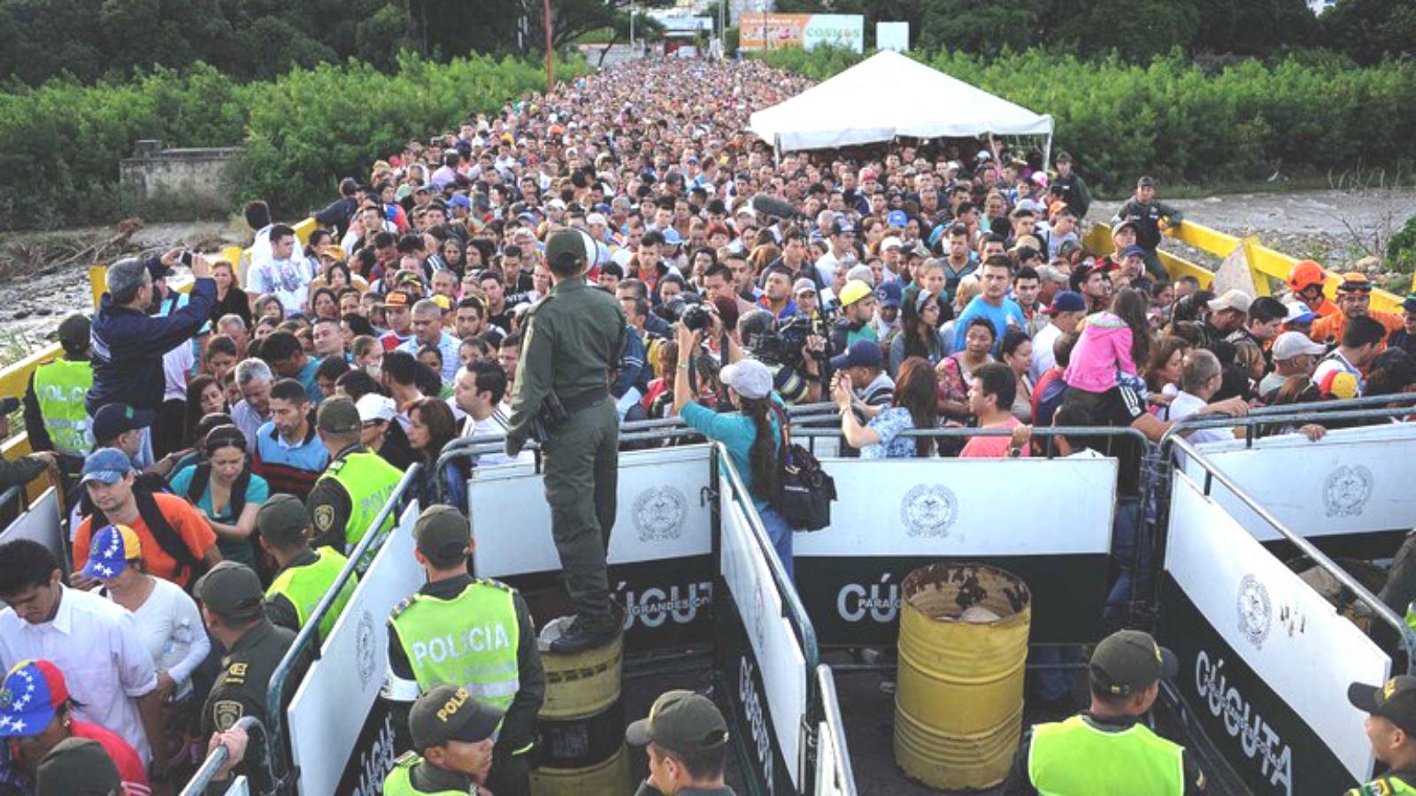 A cinco años del inicio del éxodo venezolano, en Colombia urge la integración