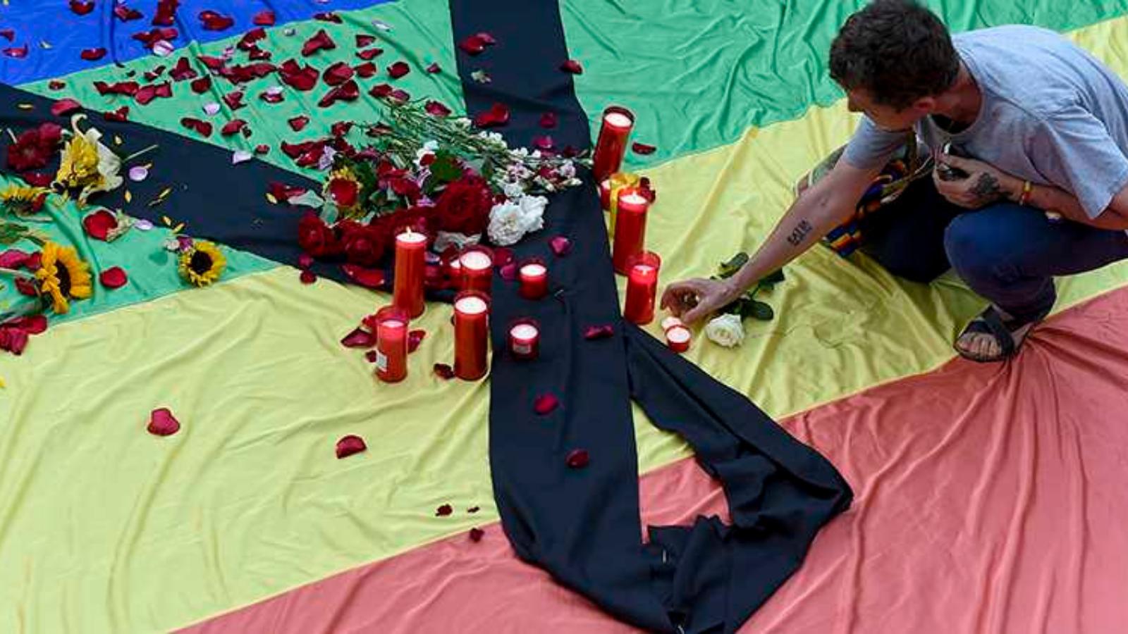No para la violencia contra la población LGBTI migrante