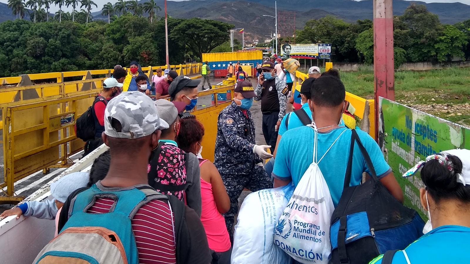 La OEA exige a Venezuela cesar criminalización de retornados