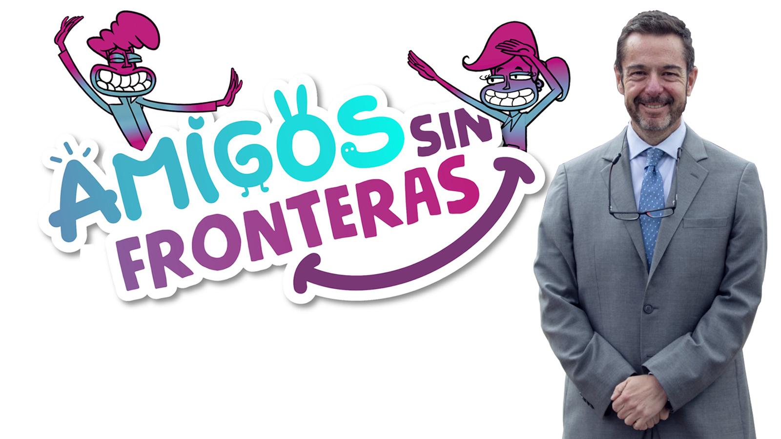 RTVC transmitirá la serie 'Amigos sin fronteras'