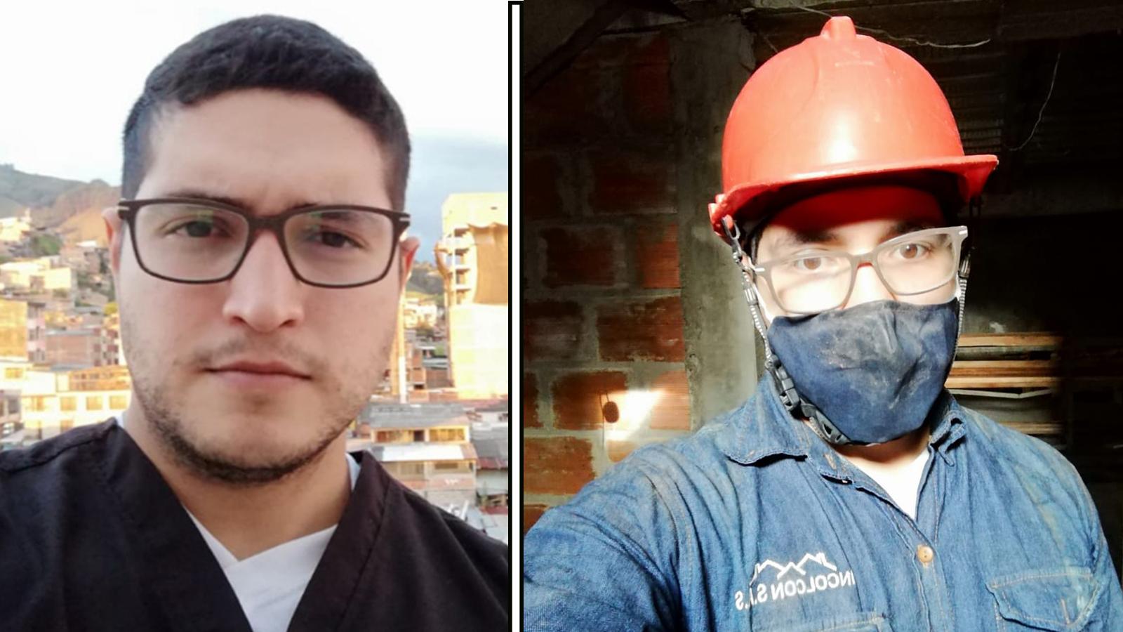 El 'rebusque' de médicos venezolanos en el país