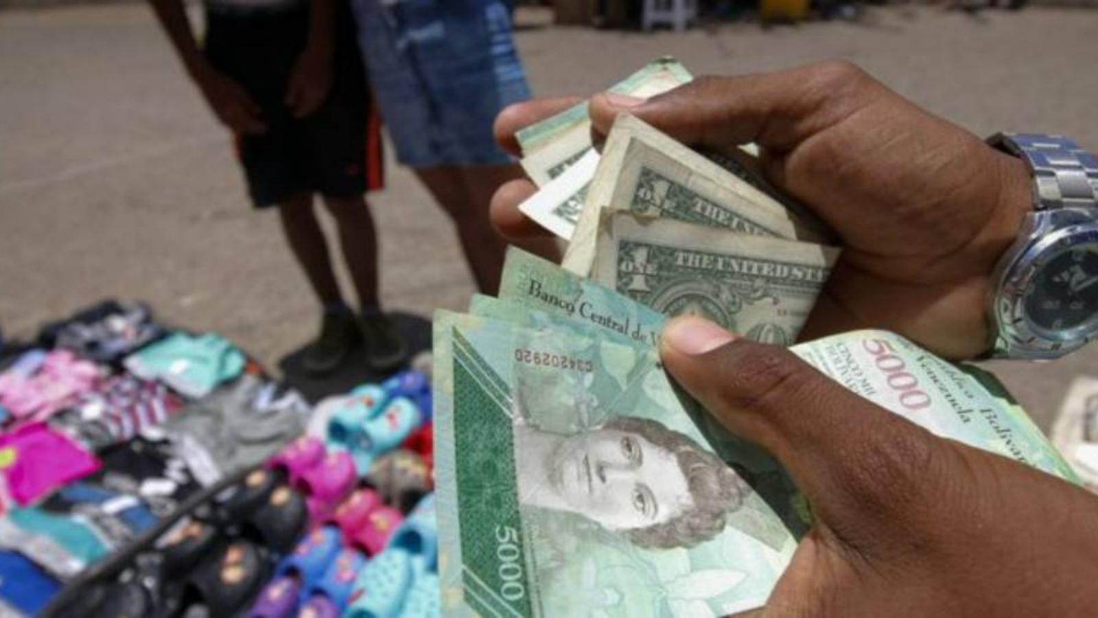 El salario mínimo en Venezuela es cada vez más insuficiente