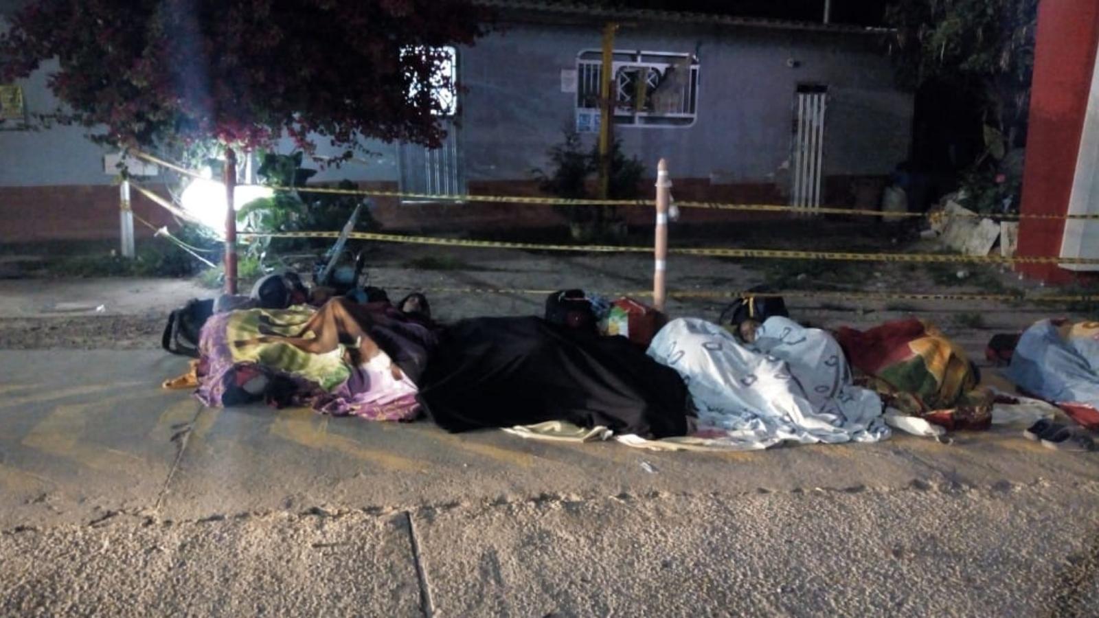 No hay quién sepulte a los migrantes venezolanos
