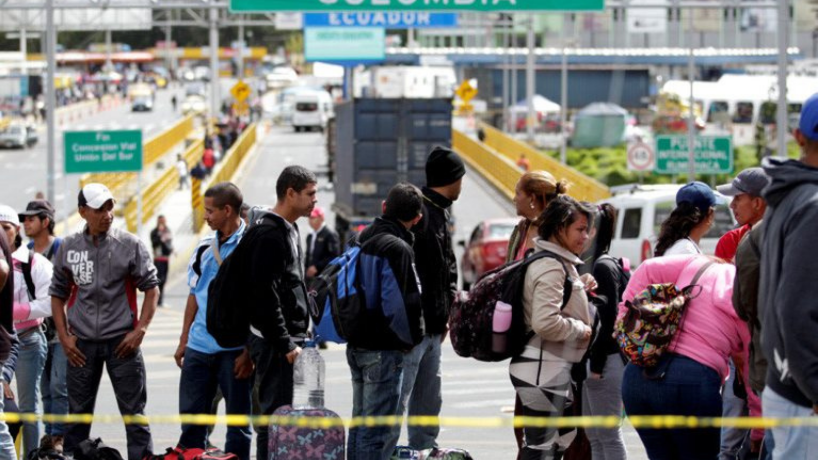 Colombia tendrá dos millones de venezolanos a fin de año