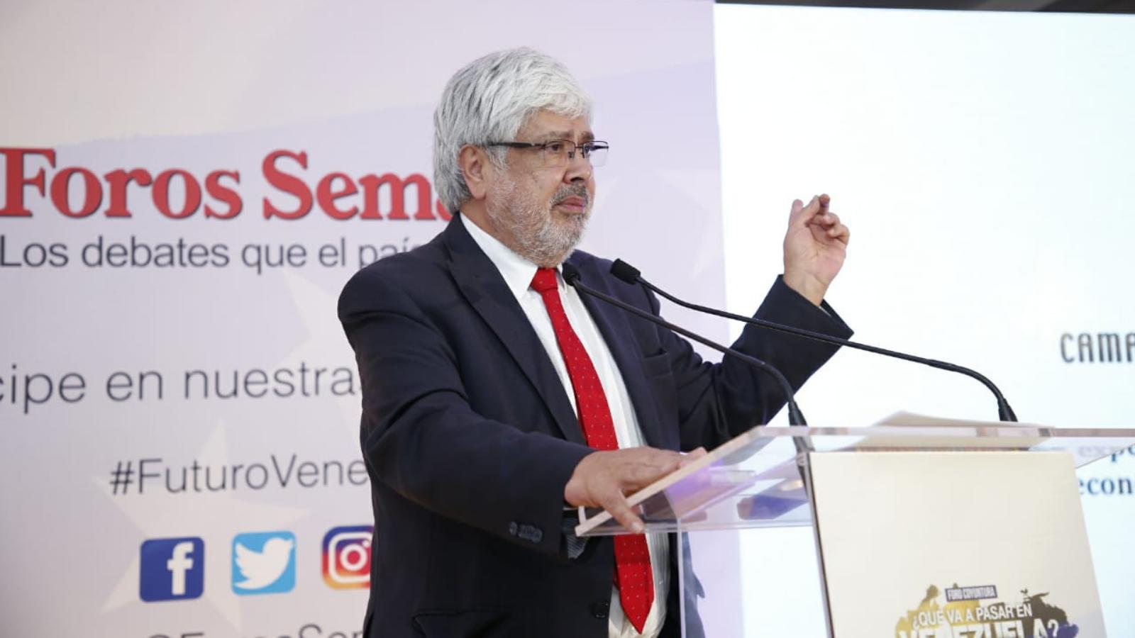 """""""Debemos tener relación consular y comercial con Venezuela"""