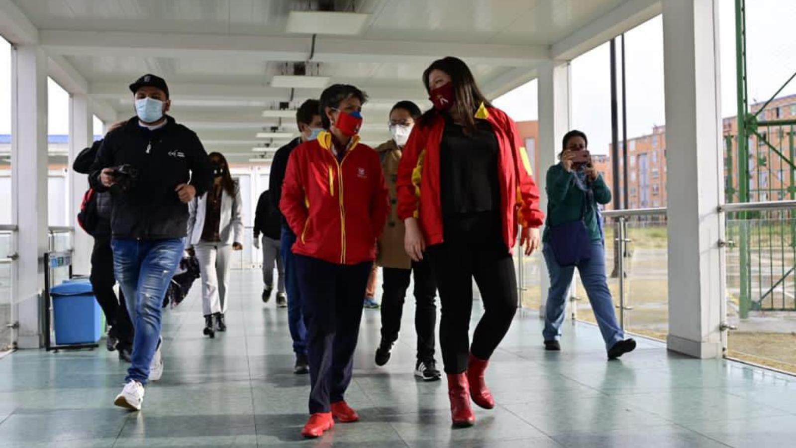 La CIDH condenó el discurso xenófobo de la alcaldesa López