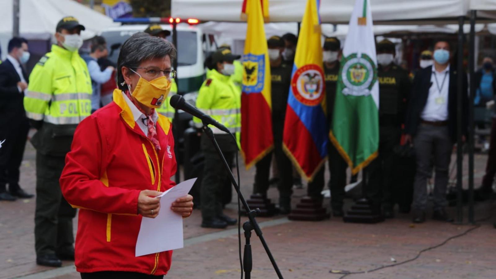 Exigen a Claudia López que se retracte de sus declaraciones