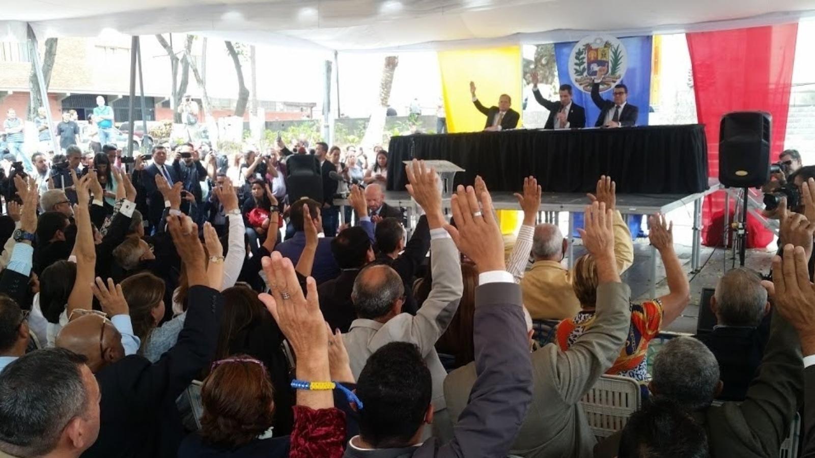 Parlamento venezolano exige respeto con los migrantes