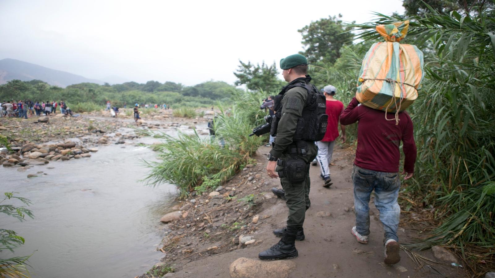 Conversatorio| Derechos humanos, un tema migratorio crucial