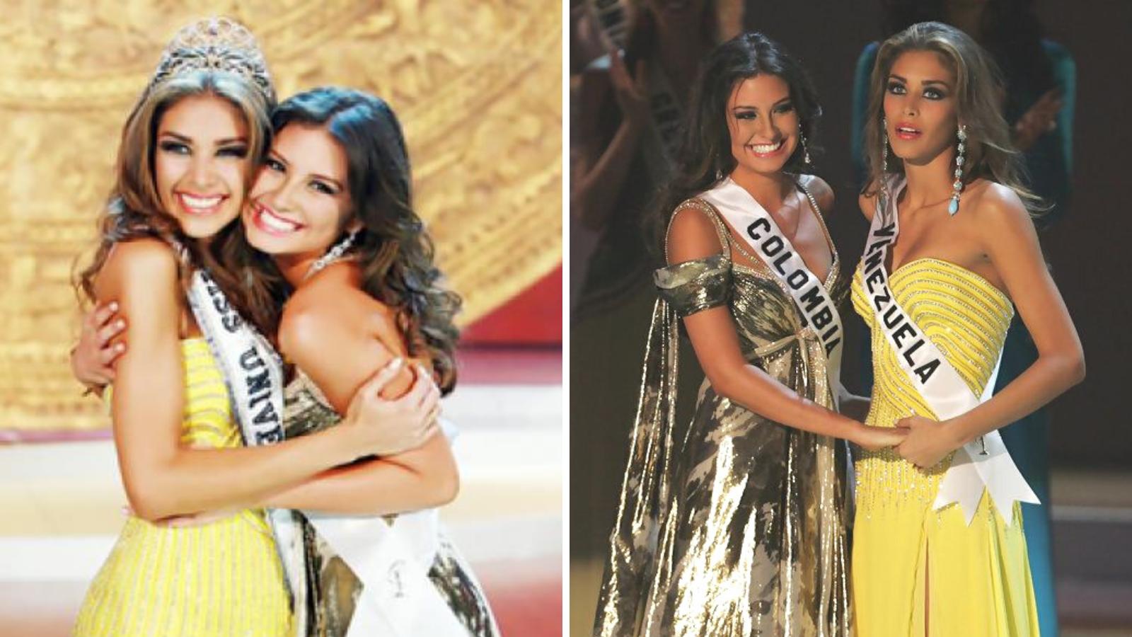 Dos reinas suman hermandad entre colombianos y venezolanos