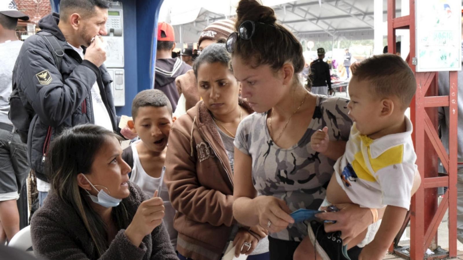 Realizarán encuesta sobre calidad de vida a migrantes