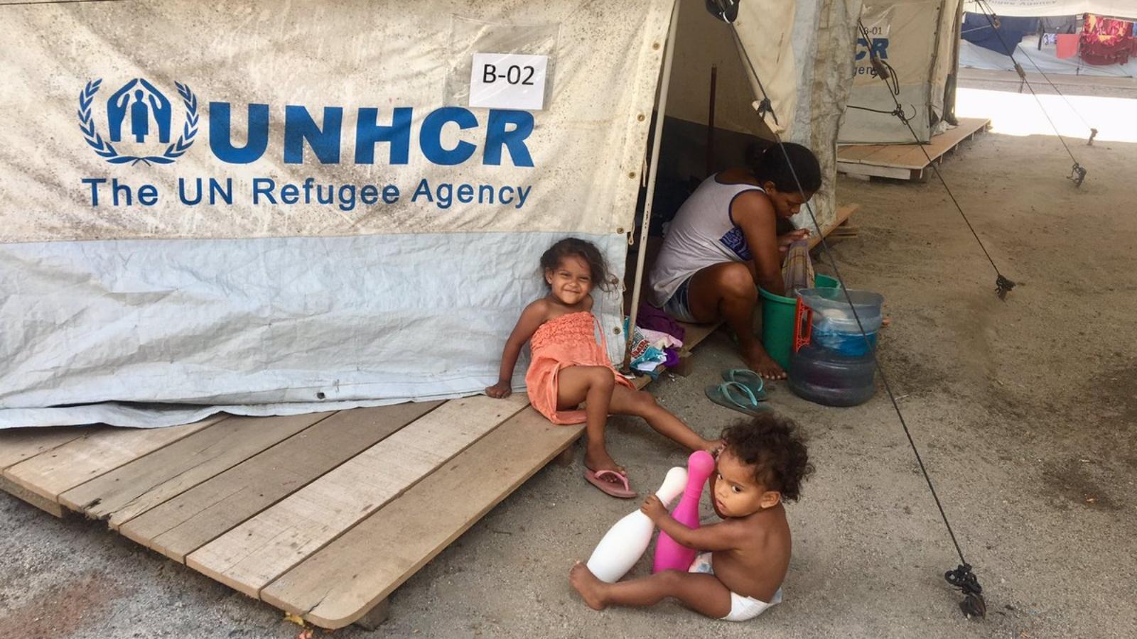 Se necesitan US$ 1.440 millones para atención de migrantes