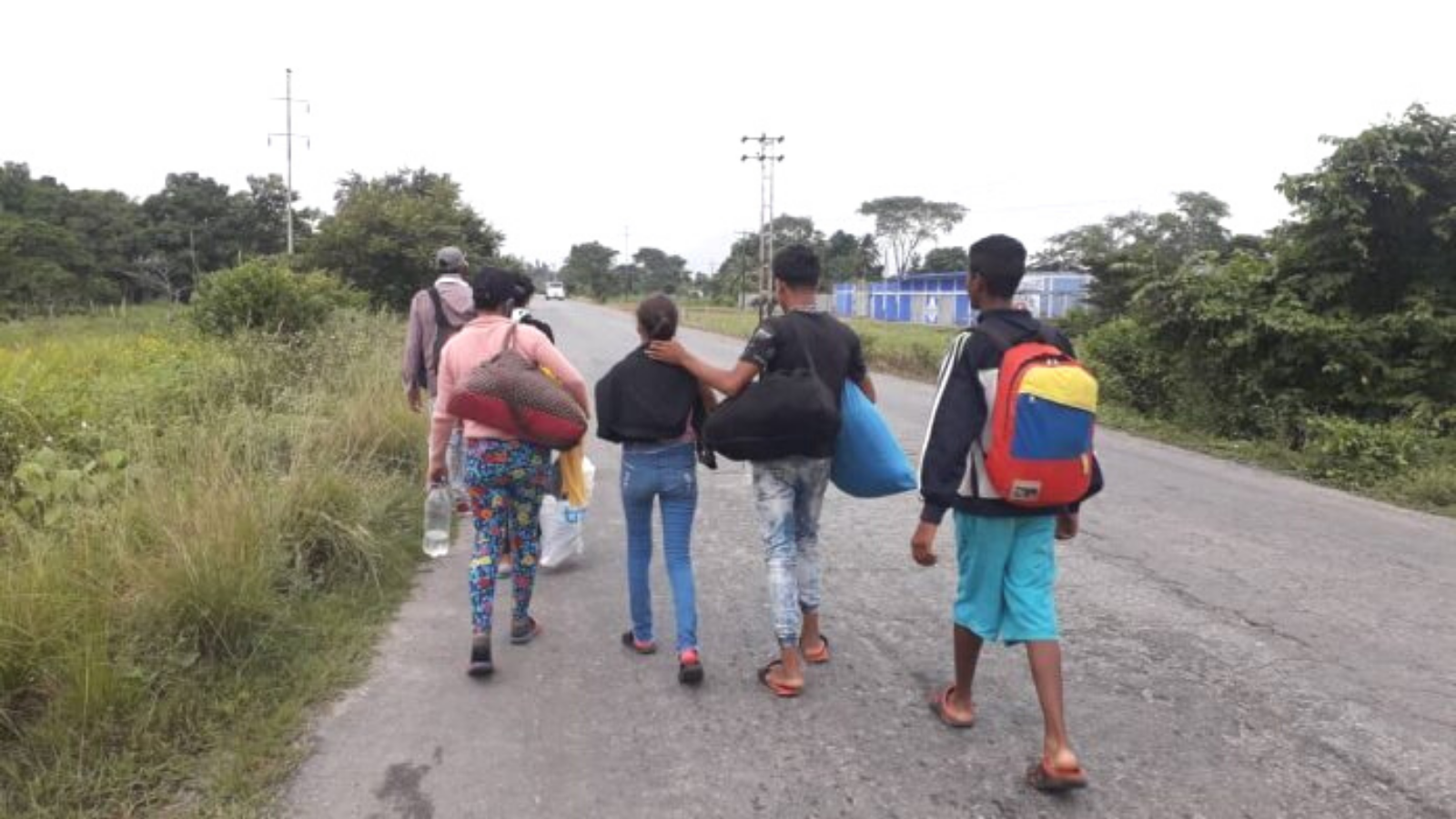 Por cada venezolano que dejó Colombia regresó una familia