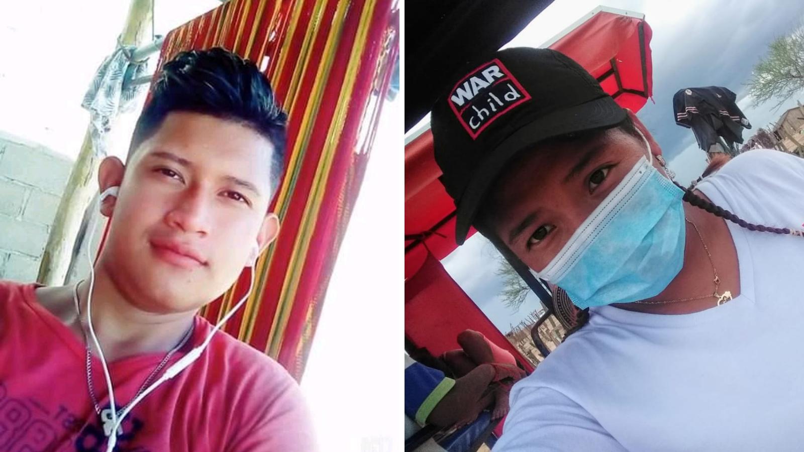 Indígenas y migrantes: dos jóvenes cuentan sus historias
