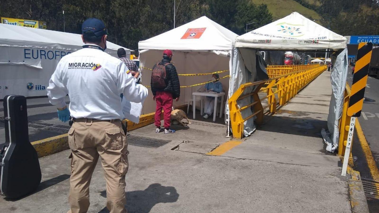 Fronteras colombianas seguirán cerradas hasta el 1 de marzo