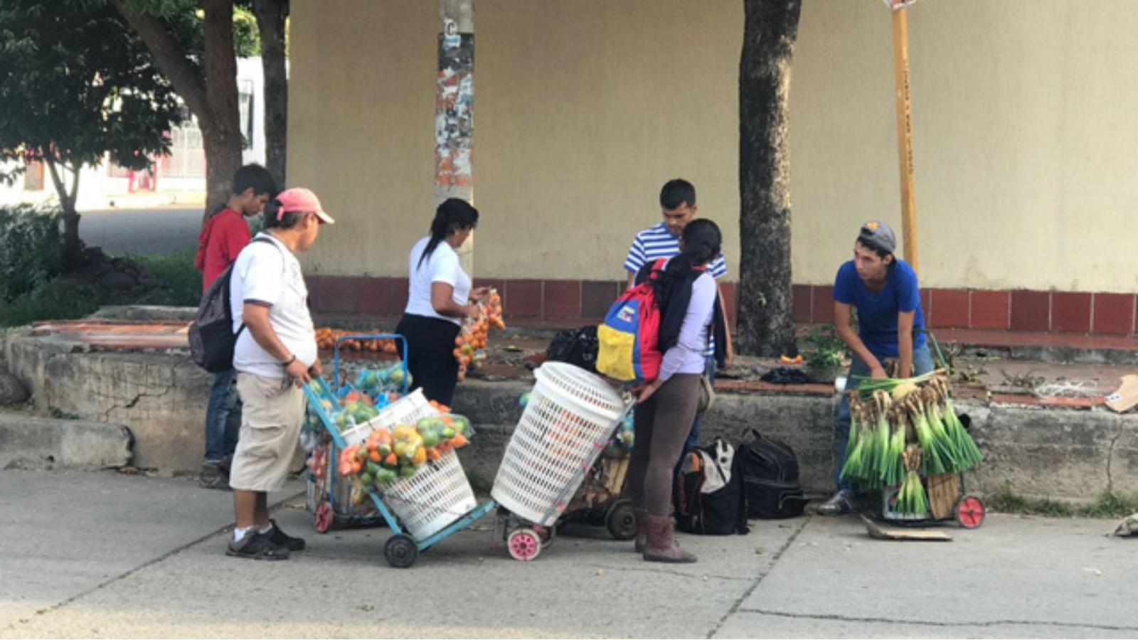 Retos y oportunidades de la inclusión económica de migrantes