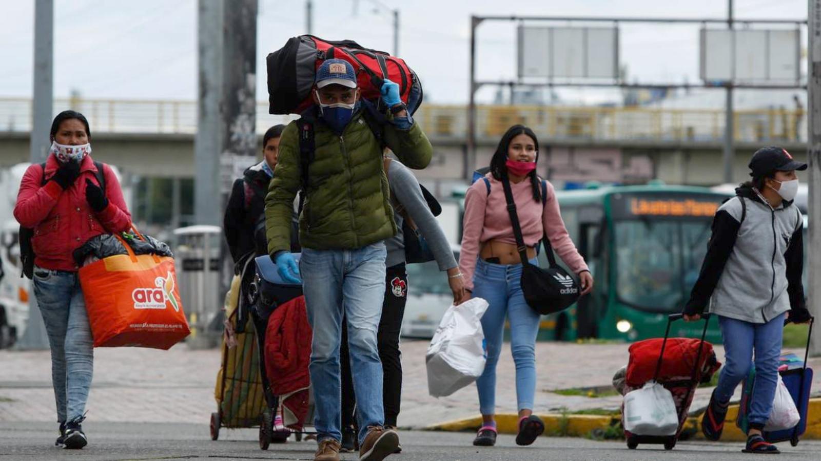 Migración venezolana impulsará el crecimiento económico de Colombia: Moody's