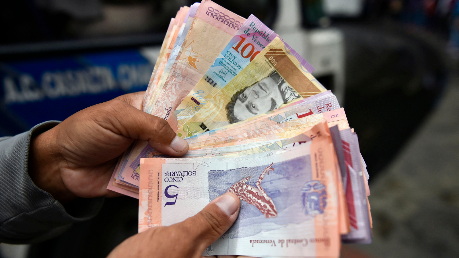 Venezuela: 212 sueldos mínimos para cubrir la canasta básica
