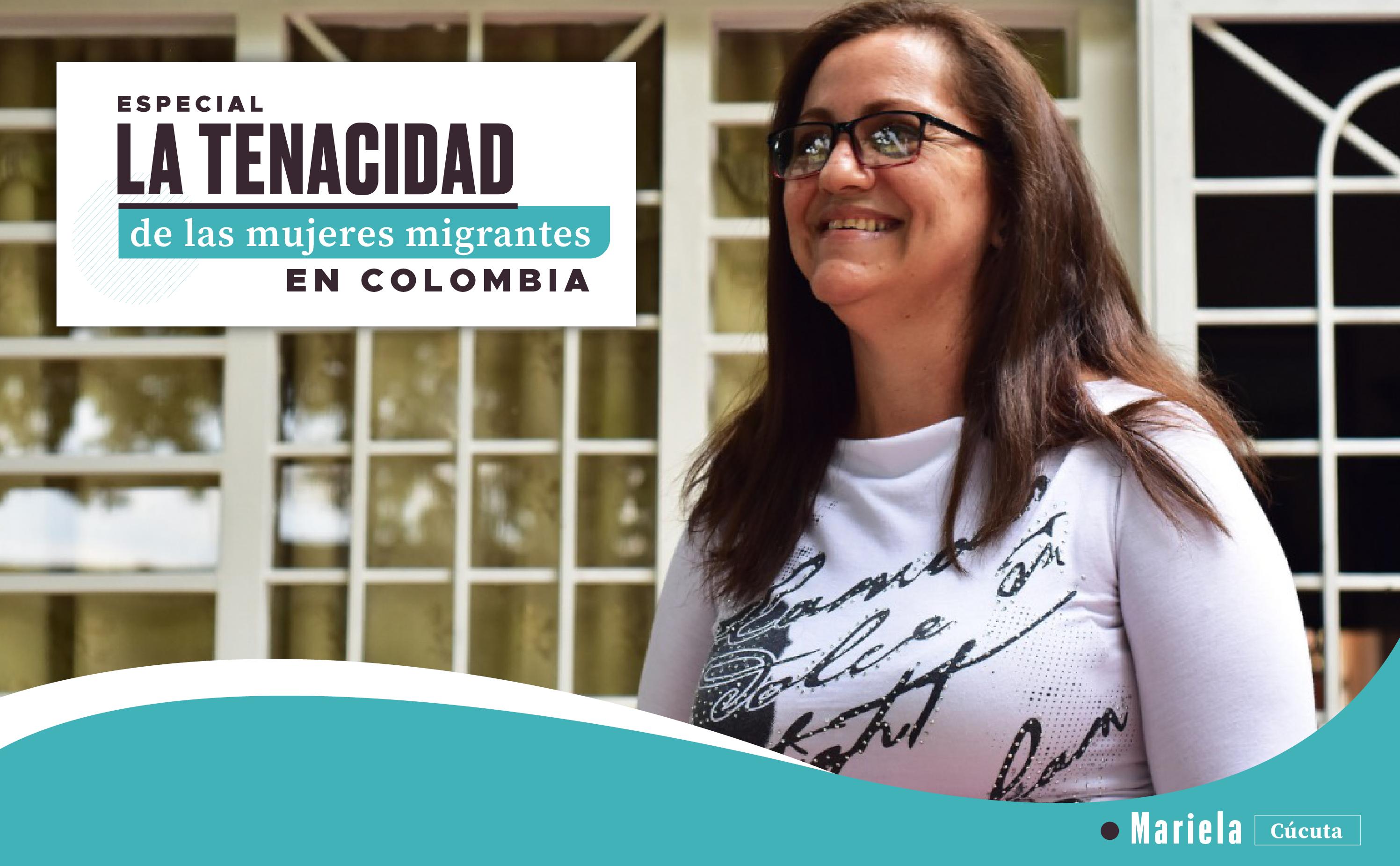 La resiliencia de Mariela ante la xenofobia en Cúcuta